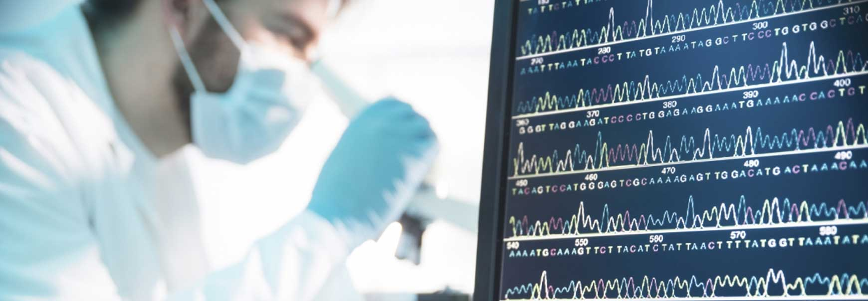Persometrics DNA testing lab